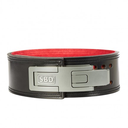 SBD Powerlifting Belt with Adjustable Lever